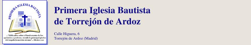 Primera Iglesia Bautista de Torrejón